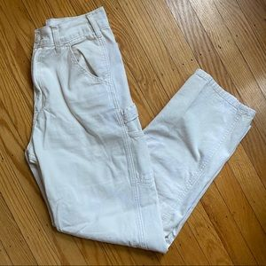 ⭐️ PacSun White Painter Pants ⭐️